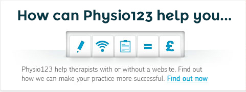 PhysioTherapy websites - How can Physio123 help you... - Physio123 help therapists with or without a website. Find out how we can make your practice more successful. Find out now.